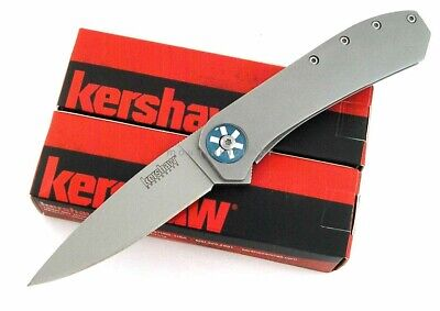 Kershaw Rexford Amplitude Speed Safe Flipper Assisted Opening Knife New BOX 3871
