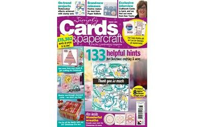 Simply Cards and Papercraft Magazine - Issue 184