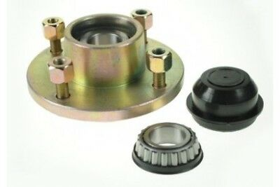 MP418 Plastic Cap And Conical Nuts Taper Roller Hubs