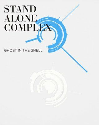 Ghost In The Shell Stand Alone Complex Blu-Ray Disc Box Special Edition NEW
