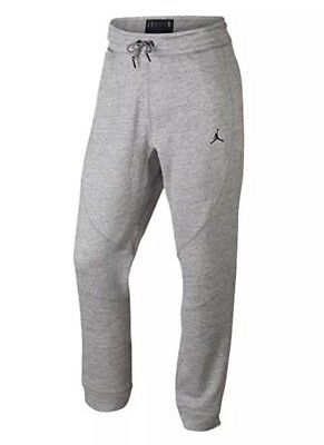 7ed12ba9293625 Nike Air Jordan Sportswear Wings Men s Fleece Pants 860198 063 Size 2XL NWT