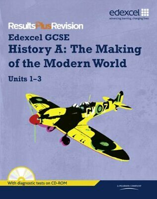 Results Plus Revision: GCSE History Spec A... by Child, John Mixed media product
