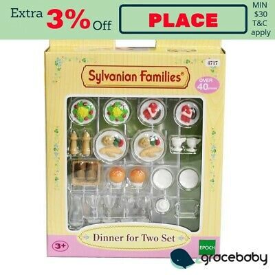 Sylvanian Families - Dinner for Two Set 4717