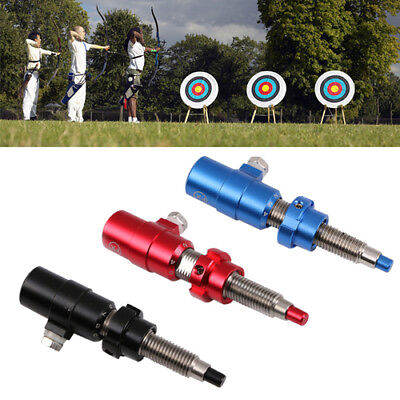 5/16-24 Archery Cushion Takedown Plunger Arrow Rest for Recurve Bow Hunting Side