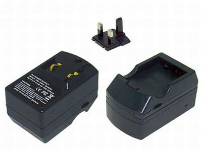 Charger for CANON EOS 1000D 450D 500D EOS Kiss F X2 X3 Rebel T1i Xsi LP-E5 LC-E5