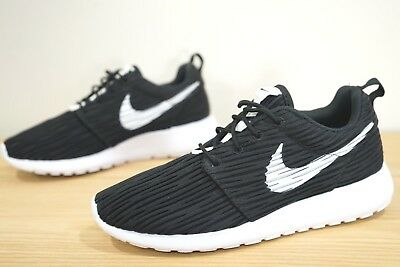 online store 62745 4ab70 Nike Roshe One ENG Womens Trainers Shoes Size UK 4.5   EU 38 Black (QBP