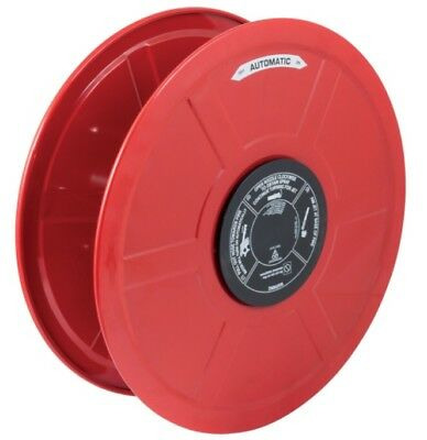 Fhromf19 Red Fire Hose Manual Fixed, Reel Only For 19Mm Hose