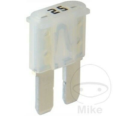 Herth & Buss Micro 2 Fuse 25A White 50295650