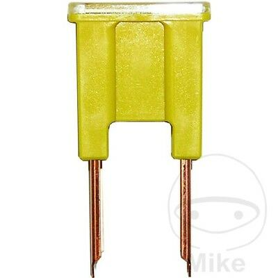 Pal Fuse BT Male 60A Yellow 4001796509483
