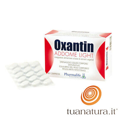 Oxantin Addome Light 60 compresse - Pharmalife Research