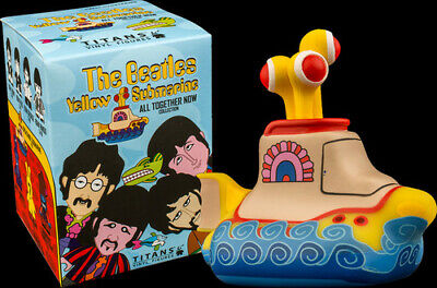 Beatles TITANS: Yellow Submarine: The All Together Now CollectionSingle Unit [Ne