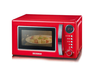 SEVERIN MW 7893 MW 7893 Built-in Combination microwave 20L 700W Red microwave