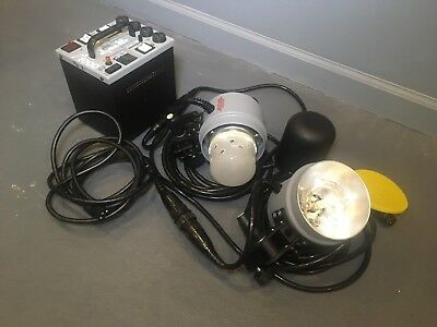 Used: Dynalite M1000 Kit with 1-4040 Head and 1-2020 Head