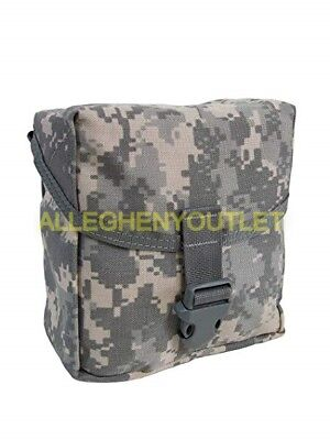 NEW US Military Medic Pouch ACU IFAK MOLLE Individual First Aid Kit Pouch