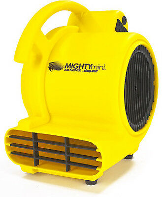 SHOP-VAC CORP Portable Air Mover, 3-Speed, 500 CFM 1032000