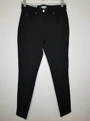 cb9a357caaa5d NEW H & M Black Super Stretch Skinny Ankle Pants Jeggings Jeans ...
