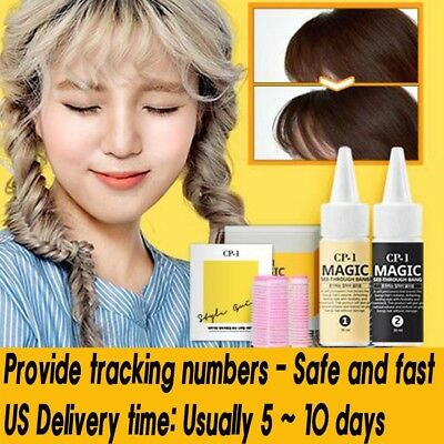 CP-01 Magic See-Through Bang/Easy volume perm/Lasts 2 to 3 weeks/Protein coating