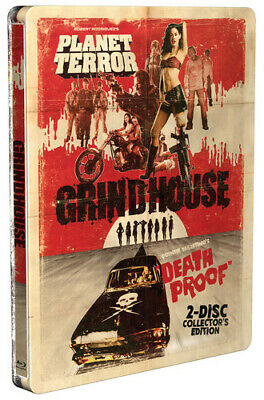 Grindhouse Blu-ray