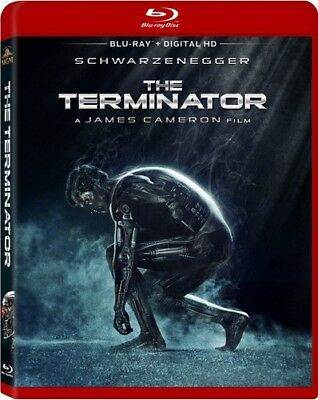 The Terminator [New Blu-ray] Digitally Mastered In Hd, Dolby, Digital Theater