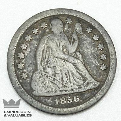 1856-O Seated Liberty Dime, Good *D2