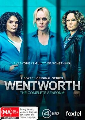 NEW Wentworth DVD Free Shipping