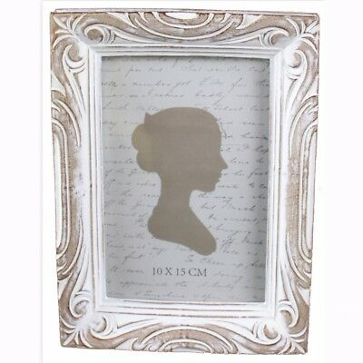 Photo Frame French Provincial Natural Vintage Country Farmhouse Rustic Her