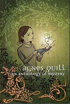 Agnes Quill: An Anthlogy Of Mystery by Roman, Dave Paperback Book The Cheap Fast