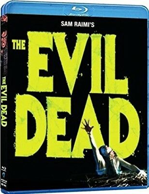 THE EVIL DEAD New Sealed Blu-ray 1981