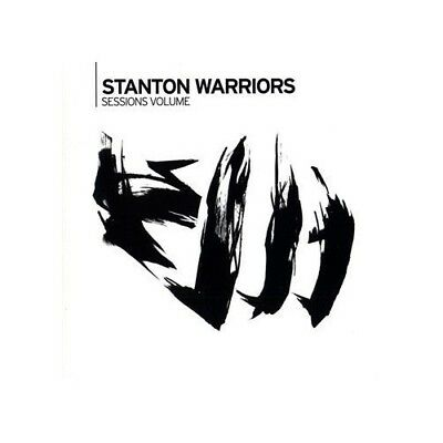 Stanton Warriors - Stantons Sessions Vol. 3 - Stanton Warriors CD SWVG The Cheap