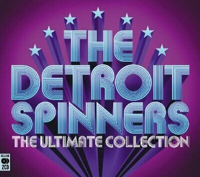 Detroit Spinners - The Ultimate Collection - Detroit Spinners CD UMVG The Cheap
