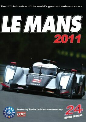 Le Mans 2011 Review DVD - DVD  4QVG The Cheap Fast Free Post