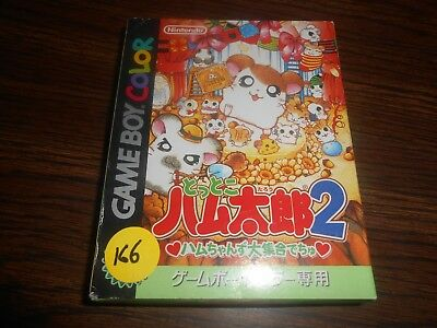Tottoko Hamtaro 2 (Game Boy Color) Japan Import US Seller