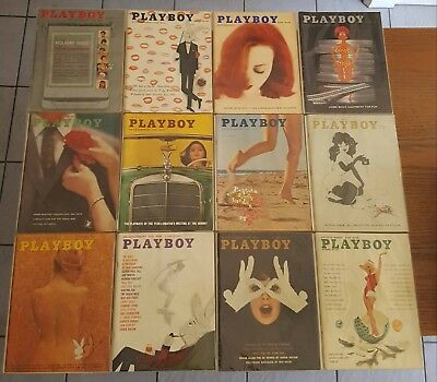 Playboy Collection January 1960 to December 2011