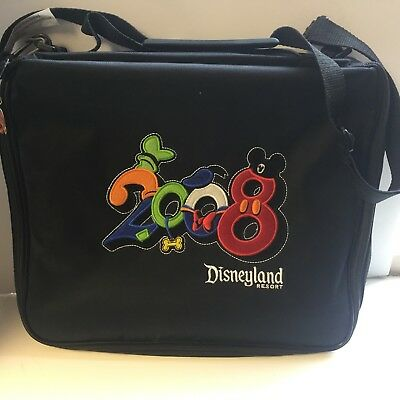 DLR - Large Pin Bag - Dated 2008 Disney Pin 58988