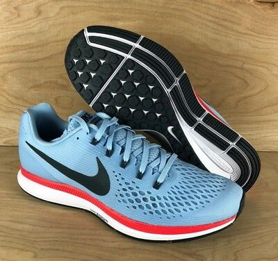 df60a9d7a5cce Nike Air Zoom Pegasus 34 Ice Blue 880555-404 Running Shoes Men s Multi Size