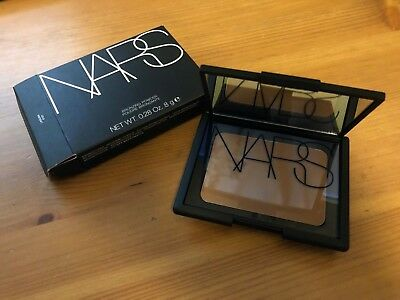NARS Bronzing Powder - LAGUNA - diffused brown with gold shimmer Full size 8g