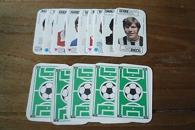 A&BC Football Card Game Cards - 1972 - VGC! - Pick & Choose The Cards You Need