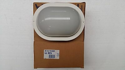 Prisma 300254 Ceiling Lamp Eko 19 White E27 750 with Lamp Fluorescent Included