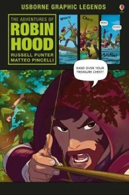 The Adventures of Robin Hood by Russell Punter (Hardback, 2017)
