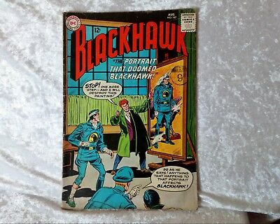 Blackhawk Comic #187 -USA issue - DC comics 1963 vintage