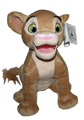 Lion King Plush Nala Disney Parks Authentic New US Seller Free Ship