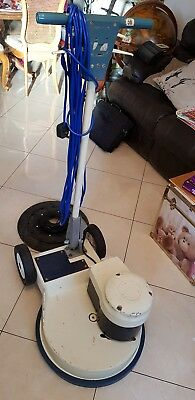 "17"" Victor 400 rpm Rotary Floor Machine With Drive Board"