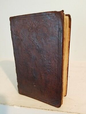 Antique Holy Bible 1868  150 yrs old American Bible Society