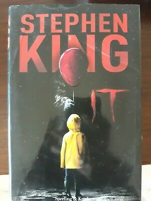 "stephen king ""it"", LIBRO HORROR"