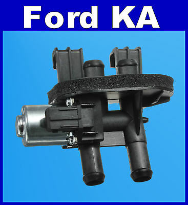 NEW - Heater Water Valve for Ford KA   1996 to 2008