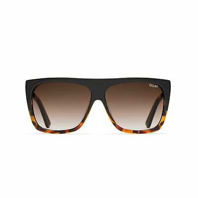 71ab9f4ebc3 Quay Women s x Desi Perkins OTL II Sunglasses Black Fade Brown
