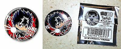 Yu Yu Hakusho Chimi Chara Trading Can Badge Vol 1 Hiei Studio Pierrot Licensed N