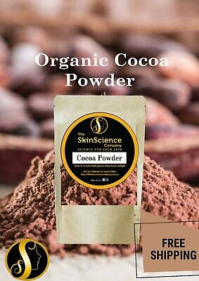 Cocoa Powder - Australian Certified Organic - Pure and Premium Grade