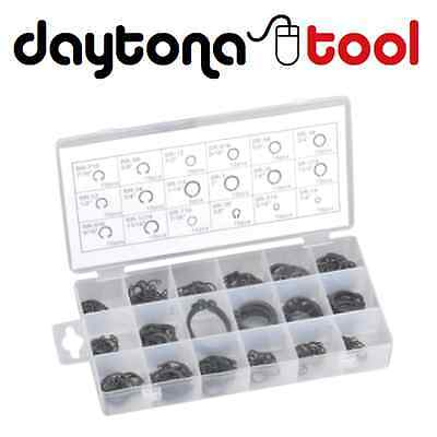 225pc SAE SNAP RING ASSORTMENT KIT STANDARD INCH SIZES * 4 for ONLY $4.76 each!