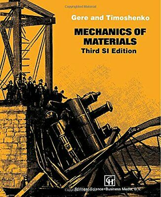 Mechanics of Materials by Timoshenko, Stephen P. Paperback Book The Cheap Fast